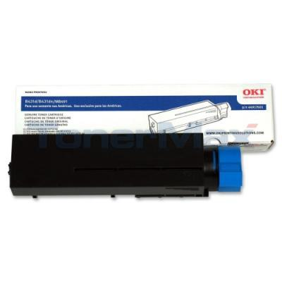 OKI MB491+LP MFP TONER CTG